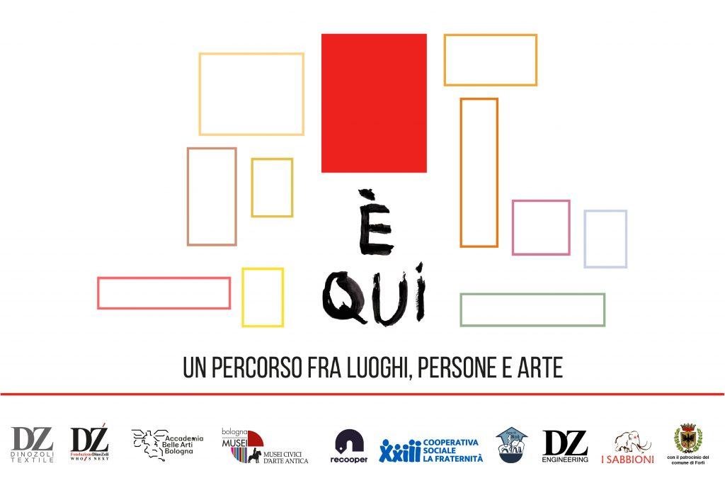 fondazione dino zoli mostra arte tessile contemporanea forli