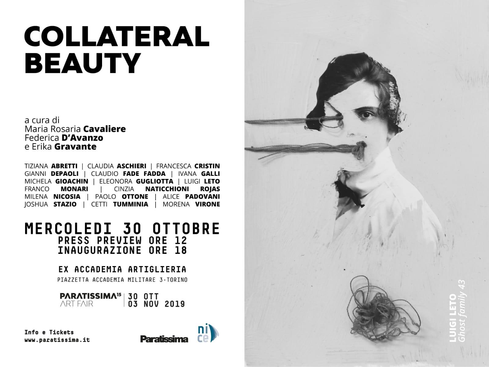 Paratissima Torino 15 Art Fair 2019 Art Gallery